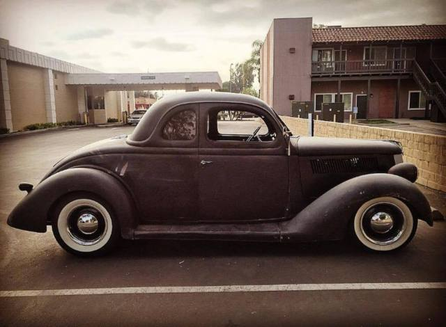 1936 Ford 5 Window Coupe  Coupe