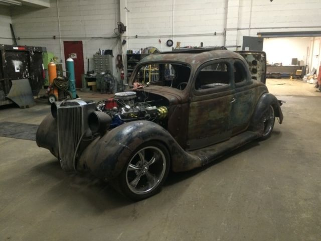 1936 ford 5 window coupe hot rod rat rod for sale photos for 1936 dodge 5 window coupe