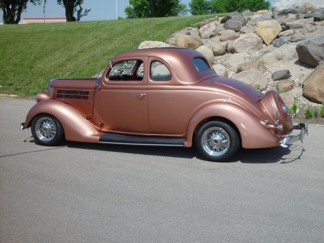 1936 Ford 5 window coupe Deluxe