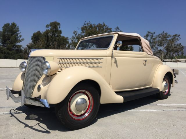 1936 Ford Other cabriolet convertible
