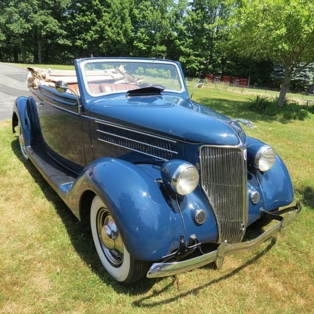 1936 Ford 1936 Ford cabriolet convertible