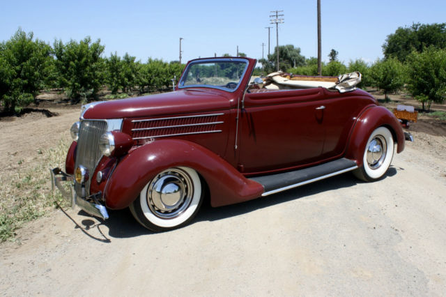 1936 Ford Other Club Cabriolet DeLuxe