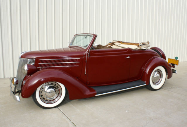 1936 Ford Other Club Cabriolet