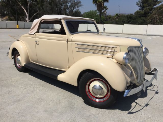 1936 Ford Convertible
