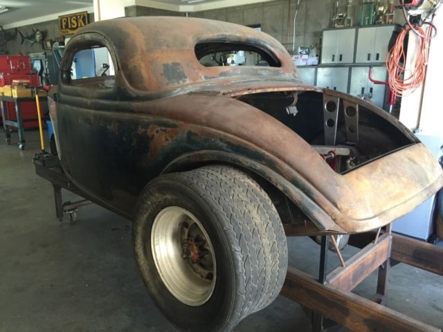1936 Ford Ford 5 windw