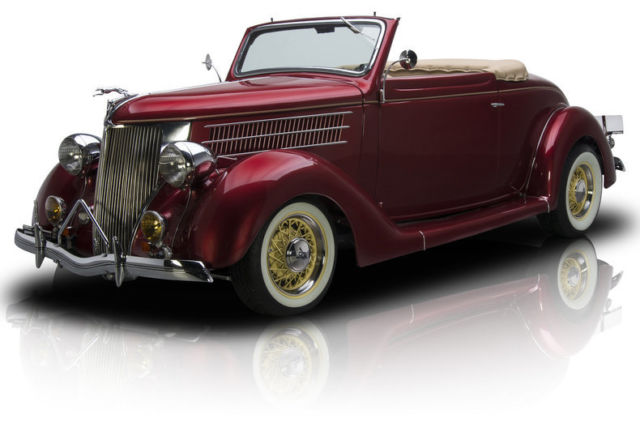 1936 Ford Other Convertible