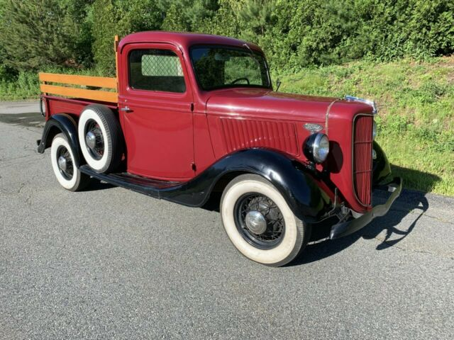 1936 FORD HALF TON PICKUP TRUCK VERY GOOD DRIVER for sale