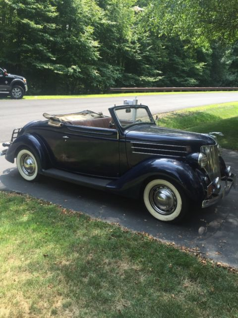 1936 Ford 68 Deluxe