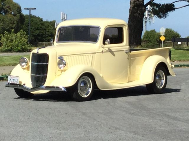 1936 Ford Other Pickups Deluxe