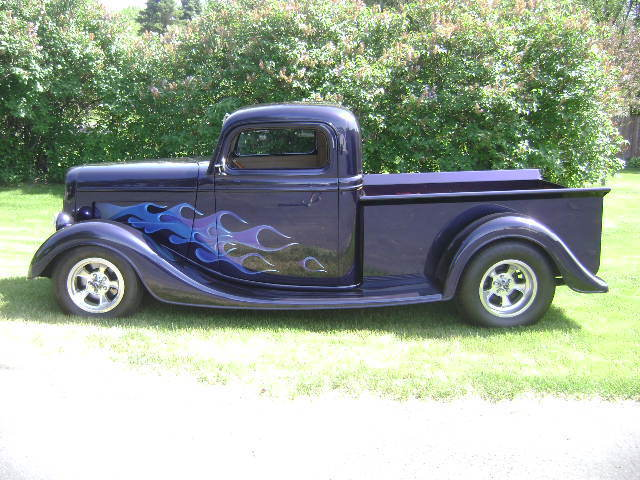1936 Ford Other Pickups street rod