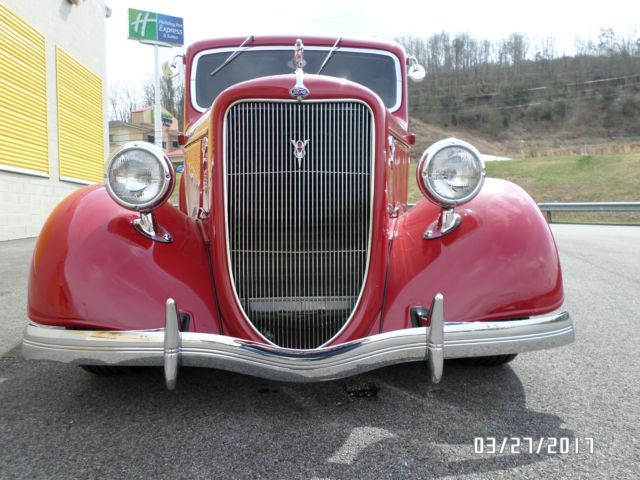 1936 Ford Other Pickups Short bed delux