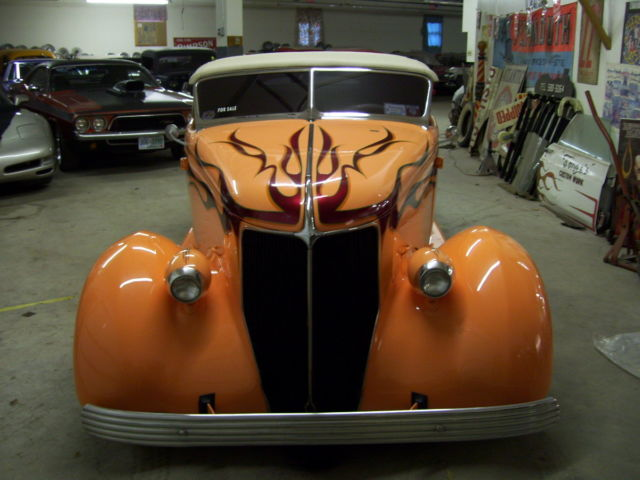 Ford Roadster on 1936 Ford Vin Number Location