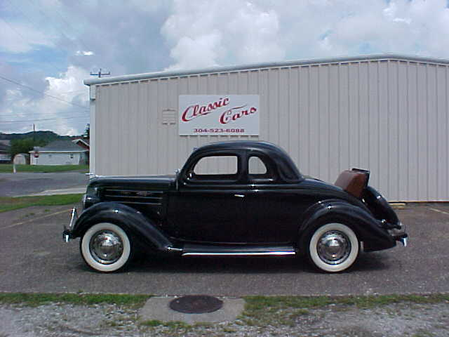 1936 Ford RUMBLE  SEAT  COUPE