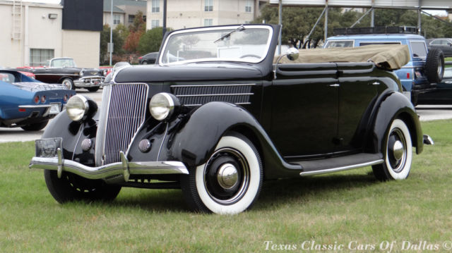 1936 Ford Other Deluxe