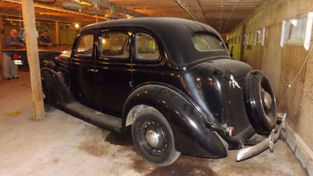 1936 ford standard 4 door sedan barn find very nice for for 1936 ford 4 door sedan for sale