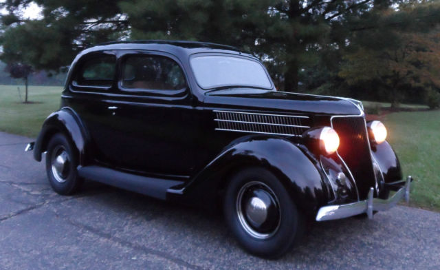 1936 Ford Tudor Sedan 2-Door Slantback NO RESERVE V8
