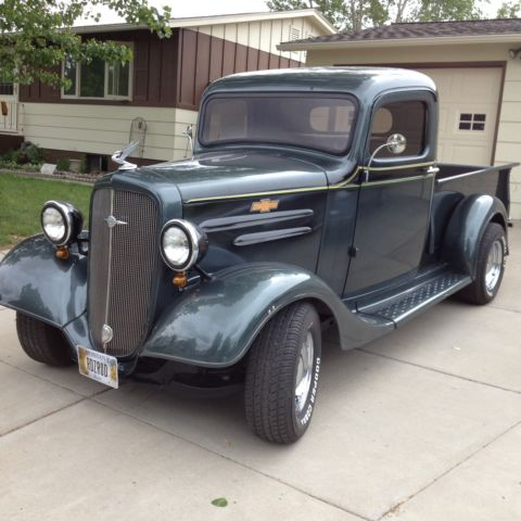 1936 Chevrolet Other Pickups 1/2 ton