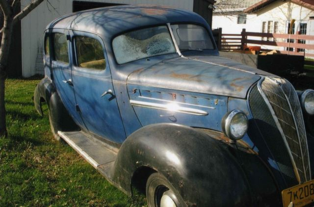 1936 Other Makes Terraplane