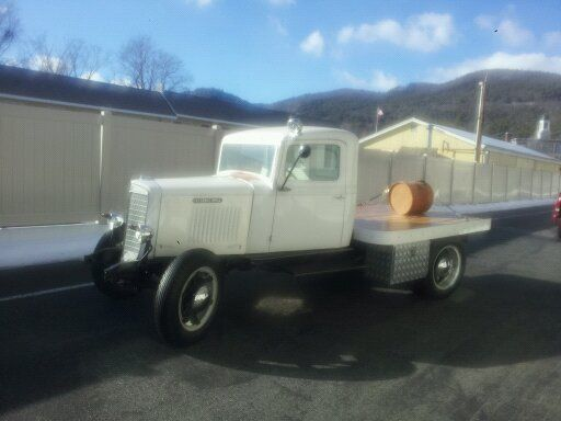 1936 International Harvester Other Flatbed