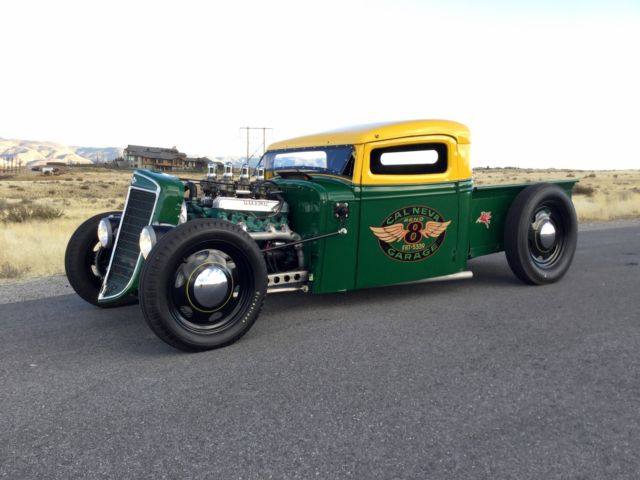 1936 International Harvester Other Traditional Rat Rod Pickup Truck