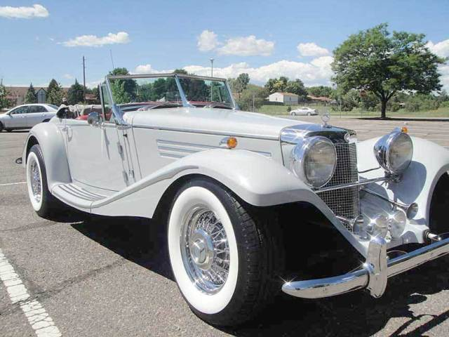 1936 Mercedes-Benz Marlene Roadster