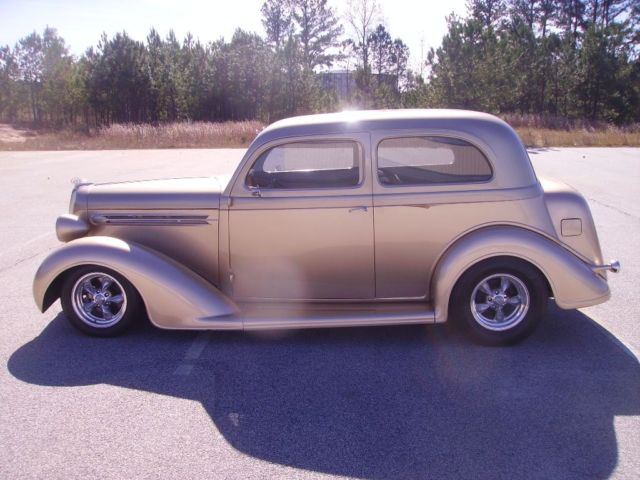 1936 Plymouth 2 Door Sedan --