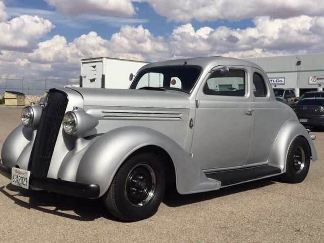 1936 plymouth 5 window business coupe hot rod rat rod custom for sale photos technical