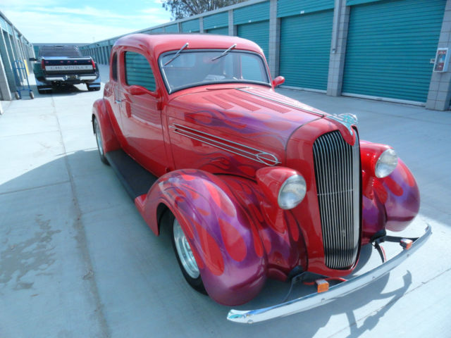 1936 Plymouth Other COUPE