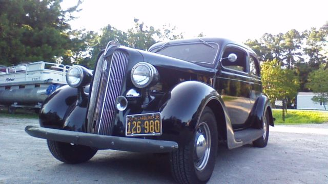 1936 Plymouth Other
