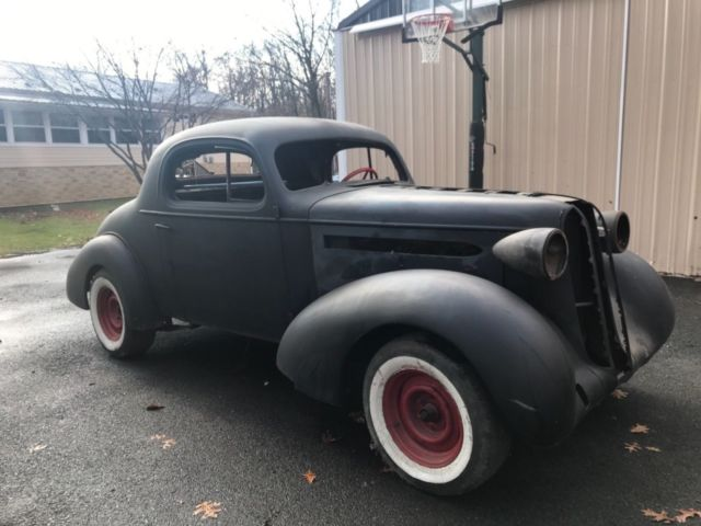 1936 Pontiac 3 Window Coupe For Sale Photos Technical