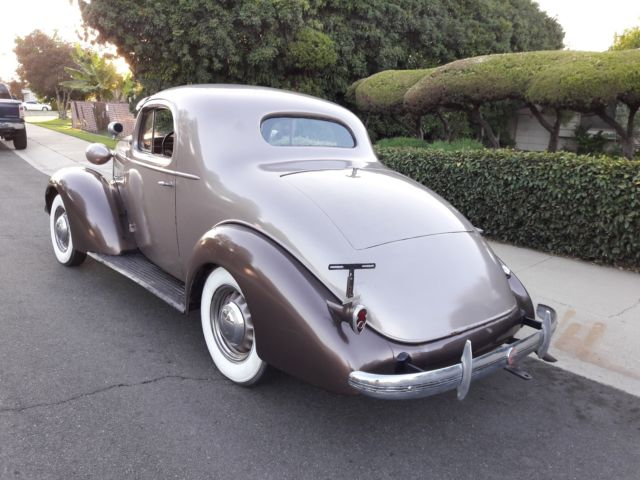 1936 Pontiac 3 Window Coupe W Factory Rumble Seat 1935 1937 1938