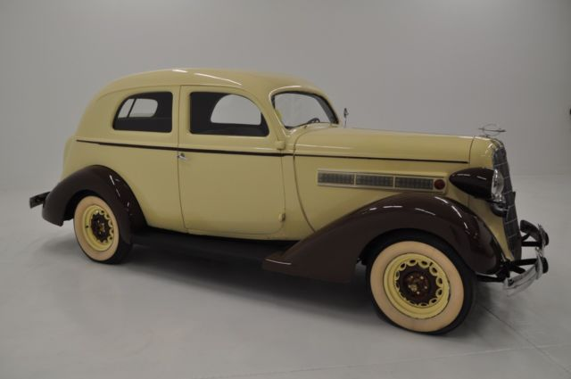 1936 Other Makes REO Flying Cloud