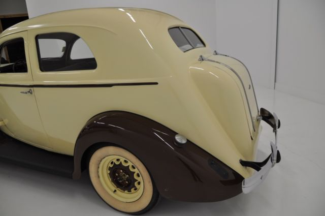 1936 REO Flying Cloud 2 Door Ransom E Olds for sale: photos