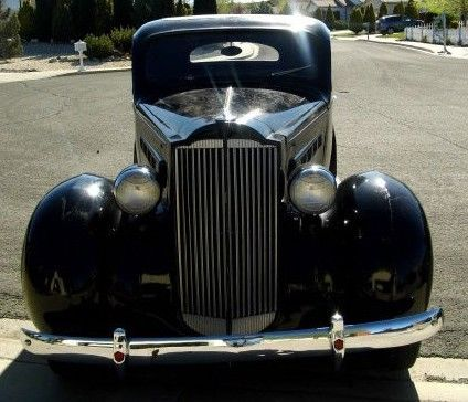 1937 Packard Coupe