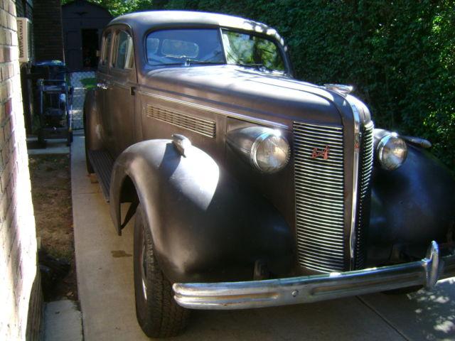1937 buick century 4 door hump back for sale photos for 1937 buick 4 door sedan