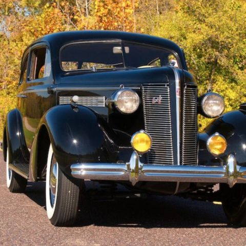 1937 Buick Other  Special Slantback
