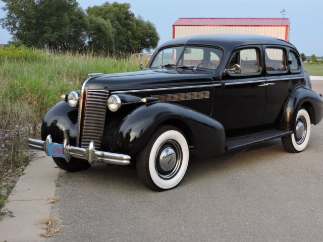 1937 Buick 1937 Buick Special