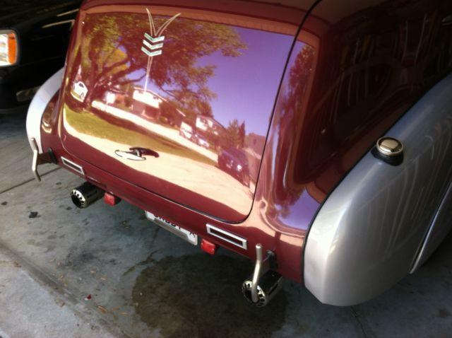 1937 cadillac lasalle resto mod 4 door touring sedan for for Resto lasalle