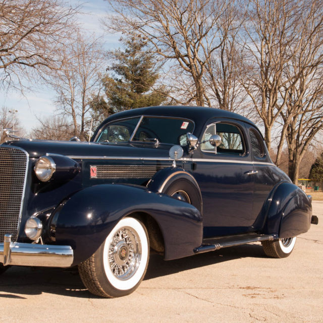 1937 Cadillac Other Series 60 Business Coupe