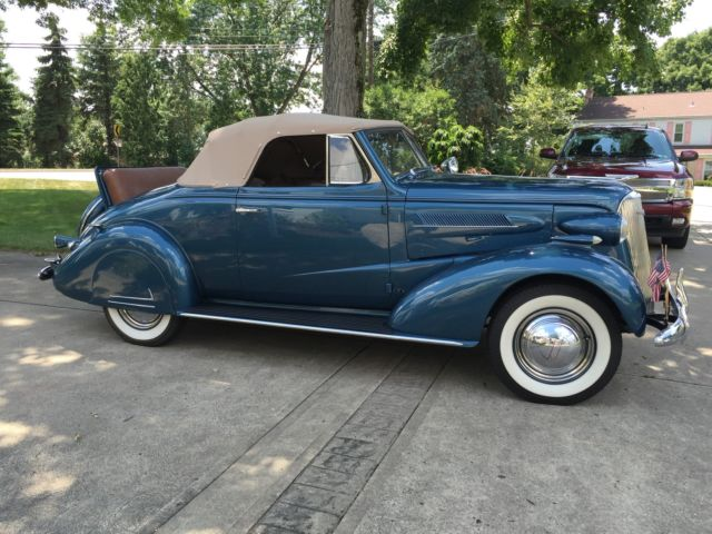 1937 Chevrolet Cabriolet Convertible For Sale Photos