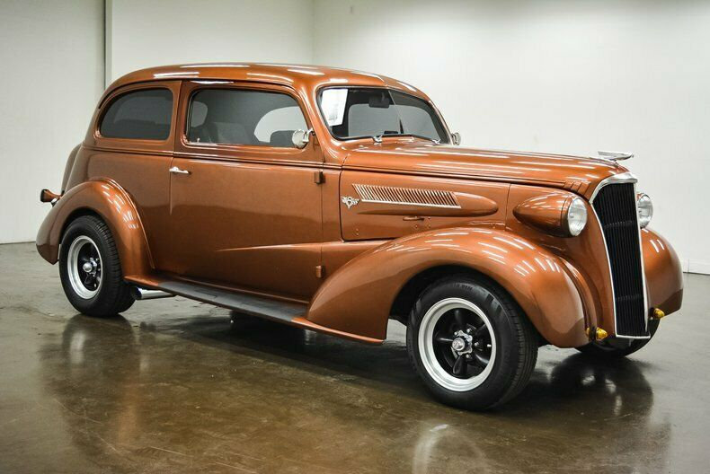 1937 Chevrolet Other Humpback