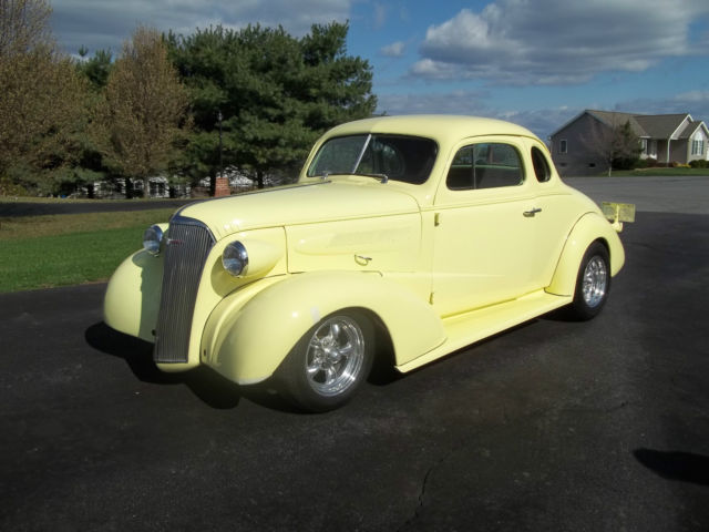 1937 chevrolet master deluxe coupe hot rod small block chevy for sale photos technical. Black Bedroom Furniture Sets. Home Design Ideas