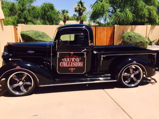 1937 chevrolet pickup 350 small block for sale photos technical specifications description. Black Bedroom Furniture Sets. Home Design Ideas