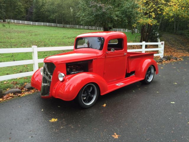 1937 Chevrolet Other Pickups 1/2 TON