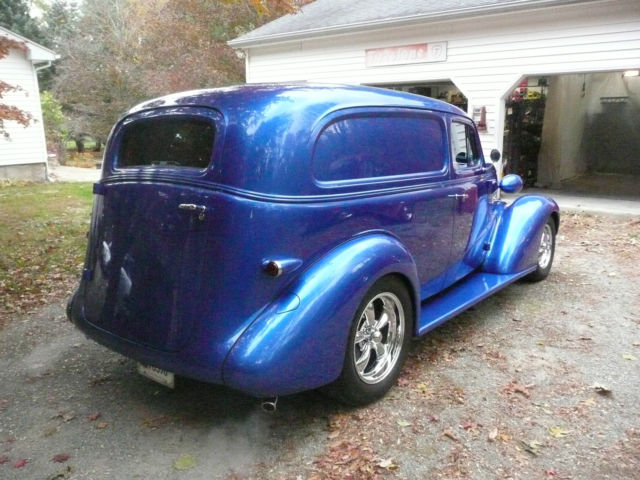 1937 Chevrolet Sedan Delivery For Sale Photos Technical