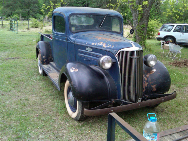 1937 Chevrolet Other Pickups Deluxe