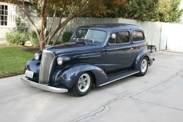 1937 Chevy 2 Door Sedan Street Rod 1938 1936 1939 1940 1941