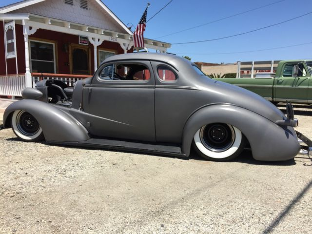1937 chevy chevrolet coupe chopped old school hot rod rat rod for sale photos technical. Black Bedroom Furniture Sets. Home Design Ideas