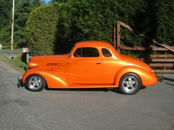 1937 Chevy Coupe Hemi Powered Street Rod For Sale Photos