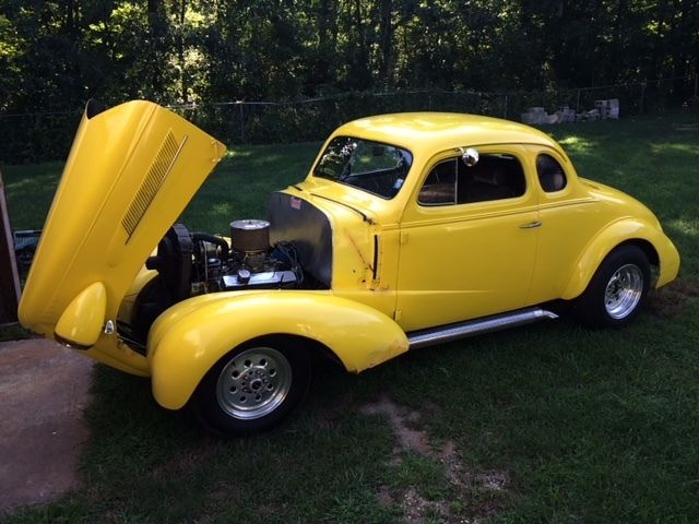 1937 Chevrolet Other not much